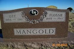 """Charles Otto """"Ott"""" Mangold"""