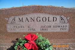 Jacob Edward Mangold