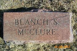 Blanche S McClure