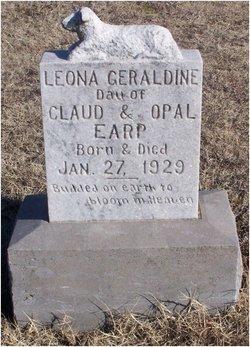 Leona Geraldine Earp