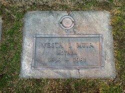 Vesta Irene <I>Powellson</I> Muir