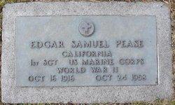 Edgar Samuel Pease