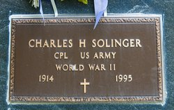 Charles Henry Solinger