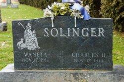 Waneta Bell <I>Shull</I> Solinger