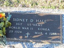 Sidney Hale