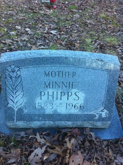 Minnie <I>salyer</I> Phipps