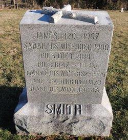 Mary Eliza <I>Spalding</I> Smith