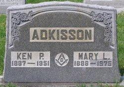 Mary L. <I>Pendleton</I> Adkisson