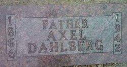 Axel Dahlberg