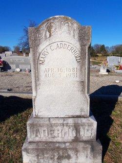 Mary C. Aderhold