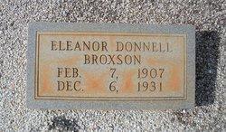 Eleanor Donnell Broxson