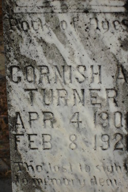 Cornish A. Turner