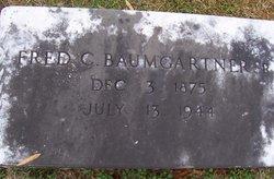 Fred Christian Baumgartner, Sr
