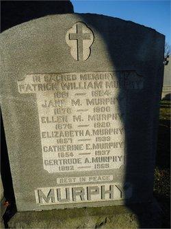 Gertrude A. Murphy