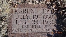 Karen Jean Bearden