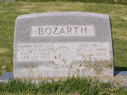 Danny Roy Bozarth
