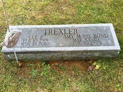 Amy M <I>Bond</I> Trexler