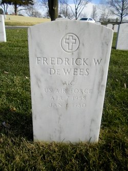 Fredrick Wilmott Dewees