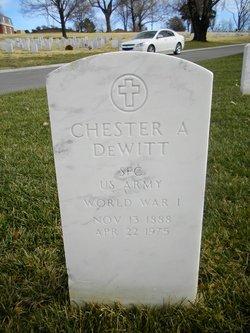 Chester Albert Dewitt