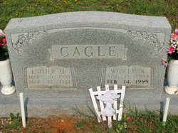 Esther O. Cagle