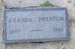 Amanda <I>Johnson</I> Swenson
