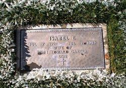 Isabel E Garcia