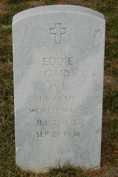 Eddie Gary