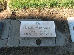 Horace Wilbert Campbell