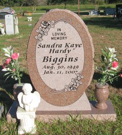 Sandra Kaye <I>Hardy</I> Biggins
