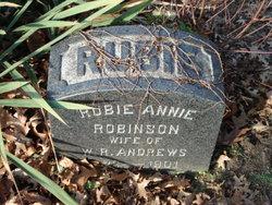 Rubie Annie <I>Robinson</I> Andrews