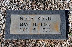 Nora <I>Bond</I> Bagwell