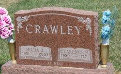 Hilda Jane <I>Kirkpatrick</I> Crawley