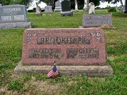 """Margaret Ann """"Anna"""" <I>Goben</I> Brookhart"""