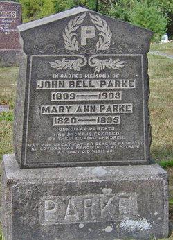 Mary Ann Bell