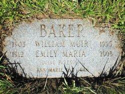 Emily Maria Baker