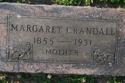 """Nancy Margaret """"Maggie"""" <I>Dipert</I> Crandall"""