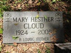 Mary Hester Cloud