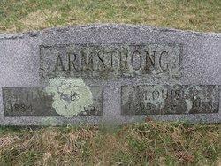 Louise <I>Edwards</I> Armstrong