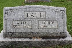 "Mary Louise ""Louise"" <I>Hawkins</I> Pate"