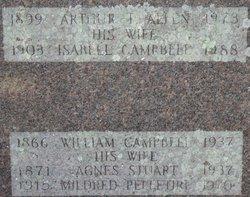 Isabell <I>Campbell</I> Allen