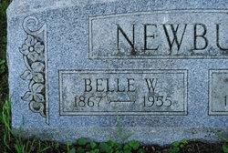 Belle Lydia <I>Wing</I> Newbury