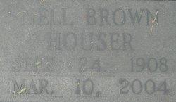Nellie Ava <I>Heavner</I> Houser