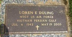 Loren E Duling
