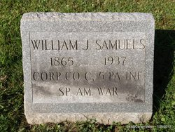 Corp William Joel Samuels