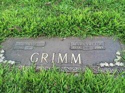 Margaret R. <I>Rust</I> Grimm