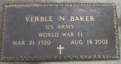 Verble N. Baker
