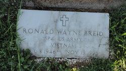 Ronald Wayne Breid