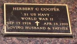 Herbert C Cooper