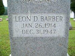 Leon D. Barber