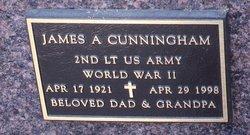 James Arthur Francis Cunningham